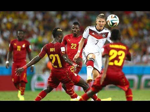 Ghana World Cup Game