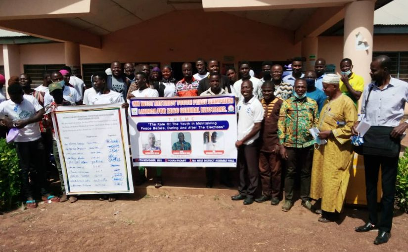 WE MUST STAY UNITED EVEN AFTER ELECTIONS – NYA DISTRICT DIRECTOR*